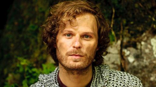 Rupert as Sir Leon in BBC Merlin