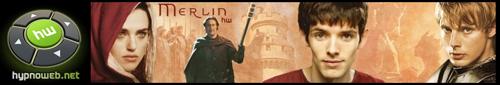 Merlin Hypnoweb website