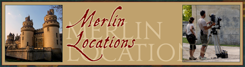 Merlin Locations website