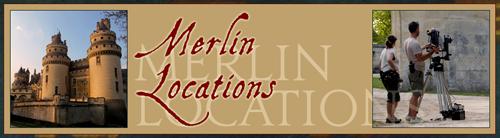 Merlin Locations website