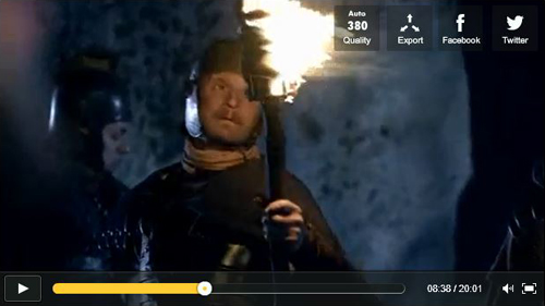 Rupert as a Roman in Doctor Who ... ?