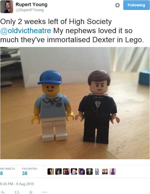 Lego-Dexter