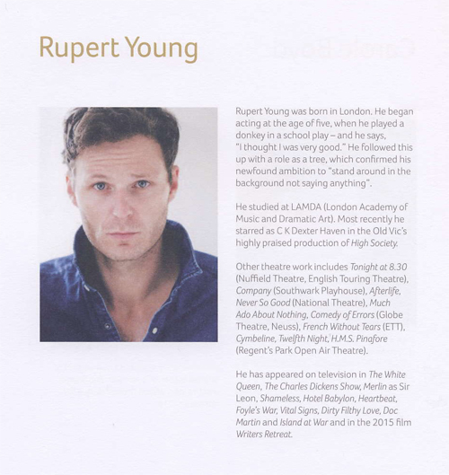 Rupert bio Carols in the City - 500px