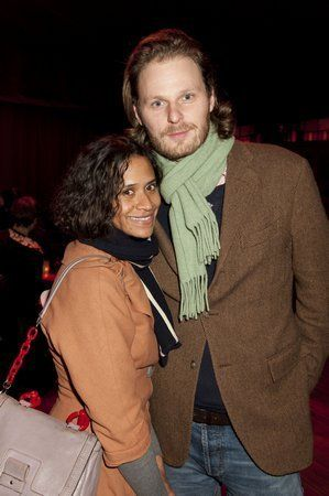 Bradley James Girlfriend Angel Coulby Lucky Angel Cou...